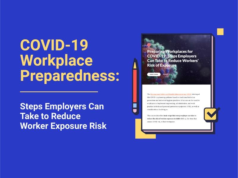 COVID-19 Workplace Preparedness thumbnail