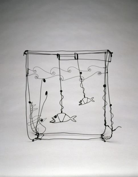 Goldfish Bowl by Alexander Calder