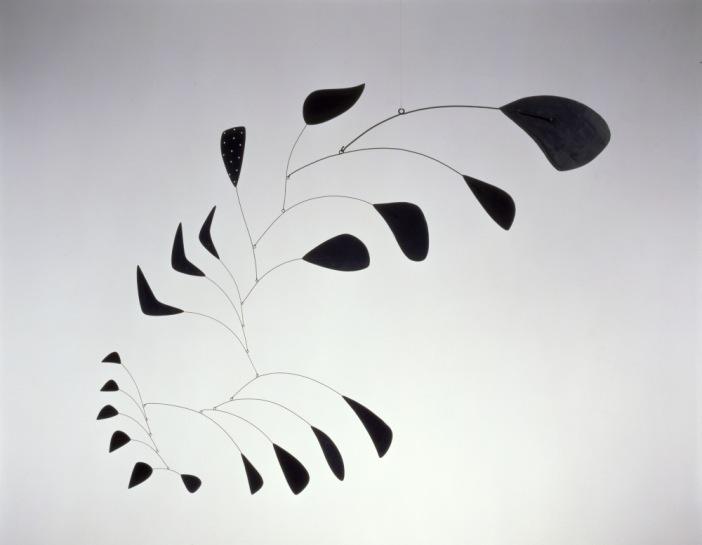 Vertical Foliage by Alexander Calder