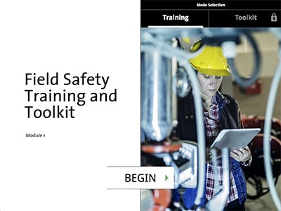 Field Safety Training thumbnail