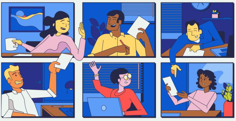Virtual Team Building: Social Connection