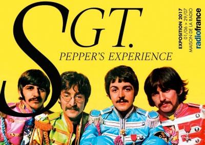 Sgt. Pepper's experience. An Exhibition at the Maison de la Radio